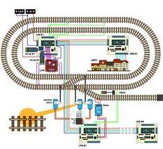 Arduino Control of Model Train