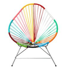 Acapulco Chair Multicolor, 180€, now featured on Fab.