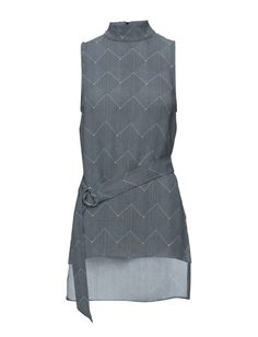 DAY - Danny All-over graphic pattern Concealed back zip closure Side slits Belted waist Longer in back Mock turtle neckline Tunic length Cool Modern Sophisticated Fashion Sophisticated Fashion, Mock Turtle, Graphic Patterns, Spring Summer 2016, Ss16, Fashion Addict, Neckline, Tunic, Closure