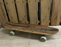 Salvaged Skateboards Pallet Street Cruiser