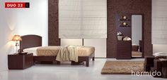 DUO 22 - Bedroom furniture L