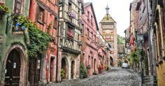 10 από τα ομορφότερα χωριά της Γαλλίας. | Τι λες τώρα;