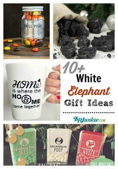 21 laugh out loud white elephant gifts pinterest white elephant 11 great white elephant gift ideas solutioingenieria Gallery