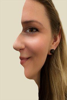 Two face | Flickr - Photo Sharing! Creative Pictures, Art Pictures, Formation Photoshop, Creative Photography, Art Photography, Animation Photo, Mode Poster, Illusion Art, Airbrush Art