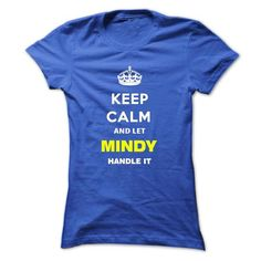 Keep Calm And Let Mindy Handle It