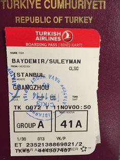 İstanbul Atatürk Airport (IST) in İstanbul, İstanbul