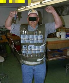 The New note 7 bomb vest