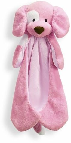 Gund Spunky Huggybuddy  The Gund Spunky Huggybuddy is a 15 inch full body blanket in the shape of a puppy with full satin underside. Spunky Huggybuddy will be babys first cuddly friend for naptime or anytime. fitness