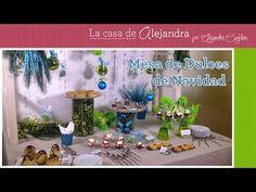 La casa de Alejandra: Mesa de Dulces de Navidad DIY Alejandra Coghlan