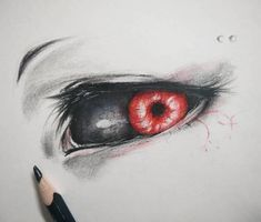 Anime Art by Incredible Anime Artists: Welcome to Anime Ignite Dark Art Drawings, Anime Drawings Sketches, Anime Sketch, Cute Drawings, Manga Art, Anime Art, Dibujos Dark, Tokyo Ghoul Drawing, Tokyo Ghoul Wallpapers