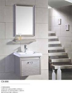 143 Best Modern Stainless Steel Bathroom Cabinet Images Bathroom