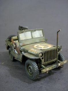 JEEP WILLYS MB, TAMIYA MODELS - 1/35 | Plastic Models World