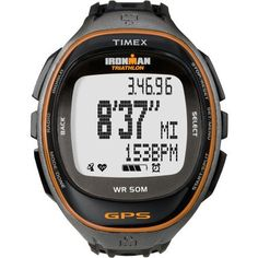 40% Off was $199.95, now is $119.97! Timex Ironman Run Trainer 1.0 GPS One Color, One Size
