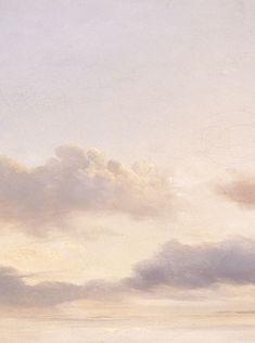 be rich - slojnotak: Jean-Charles-Joseph Rémond - Lake. Cream Aesthetic, Angel Aesthetic, Brown Aesthetic, Sky Aesthetic, Aesthetic Photo, Aesthetic Backgrounds, Aesthetic Iphone Wallpaper, Aesthetic Wallpapers, Pretty Sky