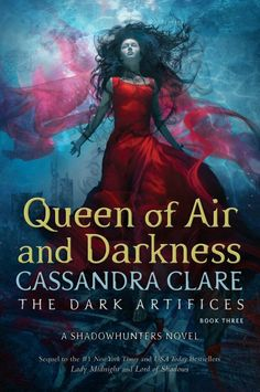 GUYS GUYS ITS OUT....!!!!!Queen of air and darkness by cassandra clare