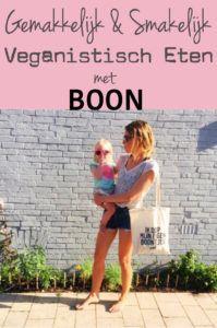 Gemakkelijk en smakelijk veganistisch eten met BOON: ik dop mijn eigen boontjes!