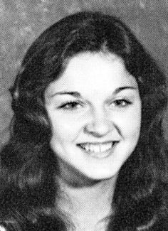 Madonna is seen photographed in her 1974 sophomore year portrait at Adams High School in Rochester Hills, Mich. Description from pinterest.com. I searched for this on bing.com/images