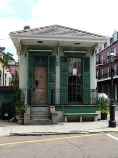 I would like to lovingly restore a neglected, historical property in NoLa.