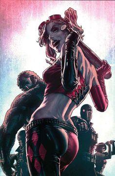 Suicide Squad | Lee Bermejo