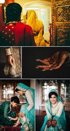 Pakistani Bride Montreal Wedding: