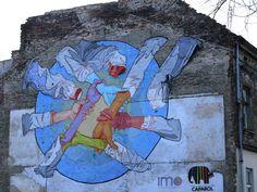 Tolerancja. #kraków #poland #polska #streetart #mural #visitpoland #polandtravel #art
