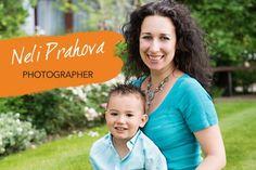 Mum and photographer Neli Prahova #talentedladiesclub
