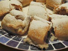Lepší štrúdl jste nejedli – Až vyzkoušíte tento recept na ostatní recepty zapomenete! Desert Recipes, French Toast, Bread, Baking, Breakfast, Food, Morning Coffee, Brot, Bakken