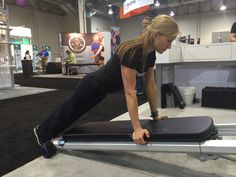 The Total Gym Planking Workout