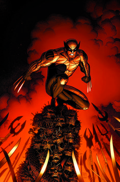 """Images for : Cornell & Stegman Bring """"Wolverine"""" To All-New Marvel NOW! LIVE - Comic Book Resources"""