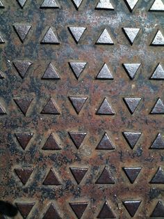 Iron - texture, color, pattern