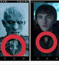 What is Bran Stark's connection to the Night's King? Game of Thrones. ASOIAF