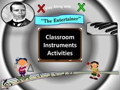 Give your students an experience with the American Music of RAGTIME, with this  EASY to READ  and PLAY  original musical arrangement using Classroom Instruments. This 1902 Classic Piano Rag by Scott Joplin is a Billboard Chart topper, an Oscar winner, Ranked #10: Song of the 20th Century and Ice Cream Truck favorite!   3 Versions Included:Version 1:   Picture GraphVersion 2:   Color-Coded Traditional Music NotationVersion 3:   Black Lined Traditional Music NotationAlso Included:Teacher…