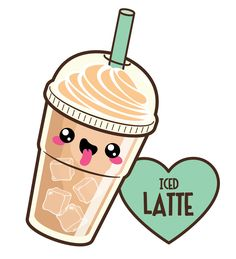 50% OFF Kawaii clipart kawaii coffee clipart by CockatooDesign