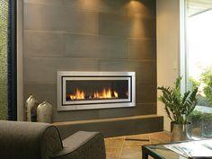 fireplace tile ideas color