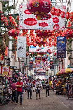 Kuala Lumpur-Chinatown                                                       …