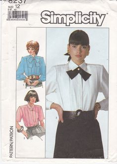 Pleated Shirt Blouse with Tie and Concealed Button by Ziatacraft
