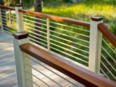 Outdoor Porch Railing Designs