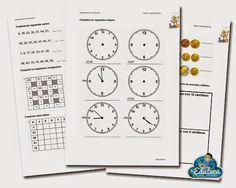 La Eduteca:  RECURSOS PRIMARIA   Cuadernillo de repaso de Matemáticas de 4º de Primaria