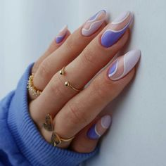 Stylish Nails, Trendy Nails, Acylic Nails, Nails Now, Funky Nails, Fire Nails, Minimalist Nails, Best Acrylic Nails, Dream Nails
