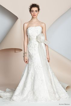 Alyne Bridal Wedding Dresses Spring 2012 Collection | Wedding Inspirasi