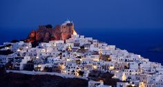 GREECE CHANNEL | Astypalaia, Greece