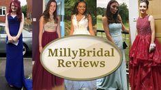 Long Prom Dresses LOOKBOOK 2018 | Party, Evening & Formal Wear | MillyBr...