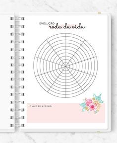 Master Planner - New Roses Planner 2018, Agenda Planner, Life Planner, Brainstorm, Planner Stickers, Desert Dream, Planners, Baby Album, Scrapbook