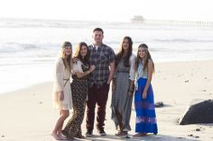 boho family pictures / reality and retrospect