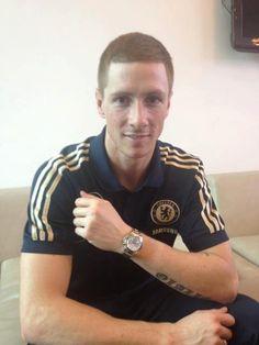Happy 29th Birthday Fernando Torres <3 <3 <3
