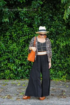 the MRS. & the MOMMA: Summer Style For Moms On-The-Go // Palazzo Pants