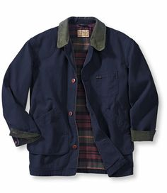Find the best Men's Original Field Coat, Cotton-Lined at L. Our high quality Men's Outerwear and Jackets are thoughtfully designed and built to last season after season. Vintage Outfits, Retro Outfits, Casual Outfits, Fashion Outfits, Men's Outfits, Fashion Styles, Men's Fashion, Fashion Tips, Grunge Outfits