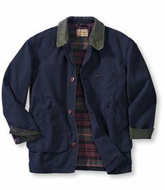 Bean's Original Waxed Cotton Field Coat: Jackets and Coats | Free Shipping at L.L.Bean