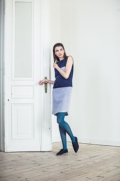 tweed kleid kostenloser schnitt