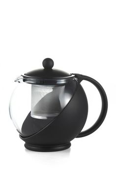 Eclipse Frosted Teapot by Entertaining Essentials on @HauteLook